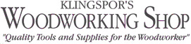 Klingspor's Woodworking Shop